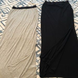 GAP Skirts - 💥 DOUBLE DEAL 💥 GAP - Two cute long skirts!